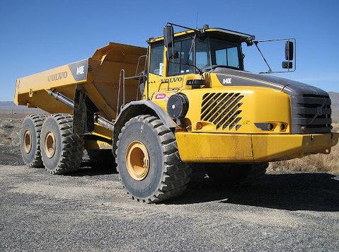 Dump truck, lhdscoop training courses in Rustenburg - Services: Other