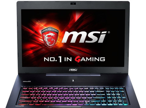 "msi gs70 stealth pro-006 17.3"" slim and light gaming laptop - Elektronika"