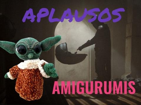 Baby yoda amigurumi - Baby/kinderspullen