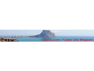 Calpino.com - City Magazin Calpe - Business Partners
