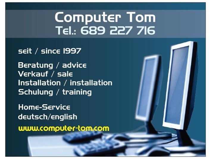 Computer / Tv / Multimedia Service - Computer/Internet