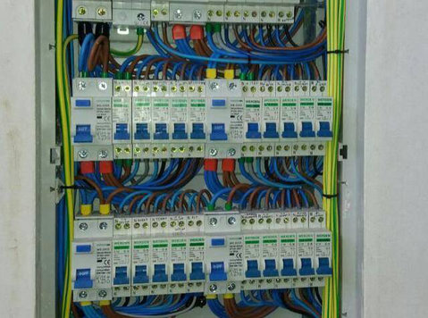 Your Electrician in Marbella, Mijas-costa, Malaga... - Строительство/отделка