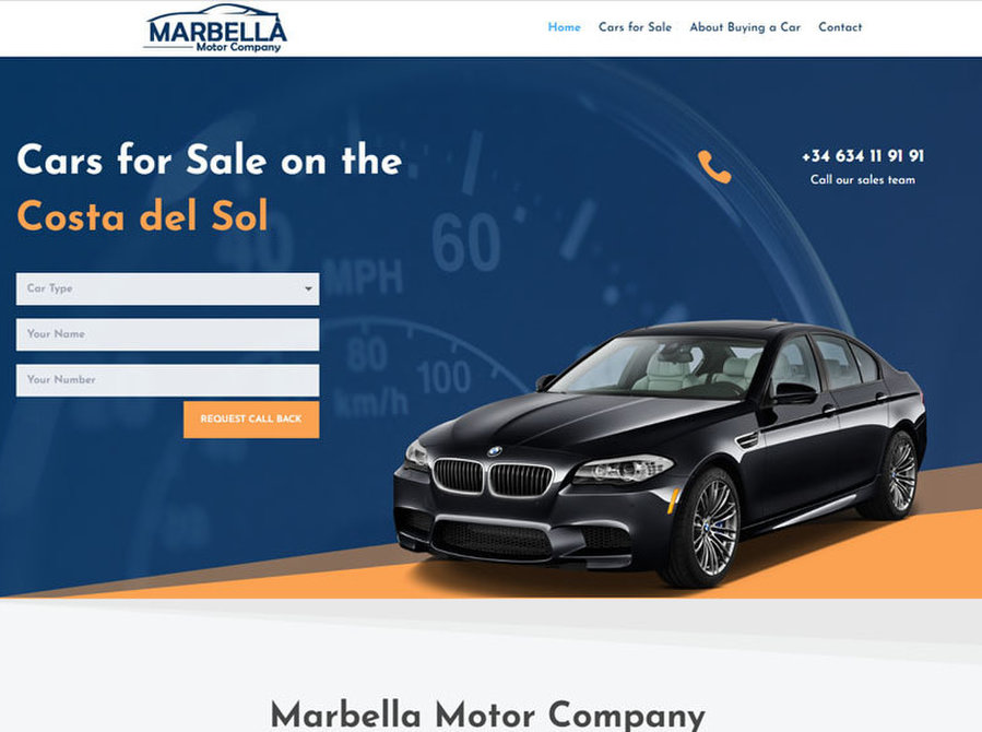 Web Designer Costa del Sol - Computer/Internet