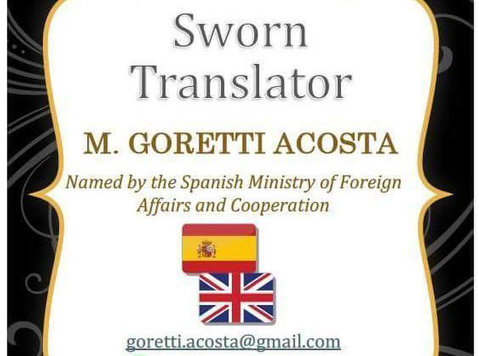 Sworn Translator In Lanzarote - Editorial/Translation