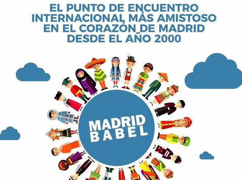 Madridbabel - Clubs/Events
