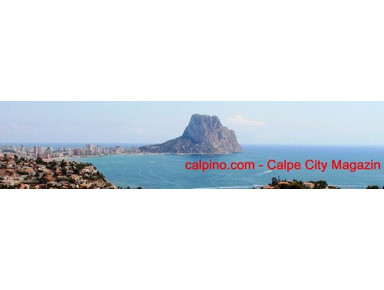 Neu: calpino.com - City Magazin Calpe - Άλλο