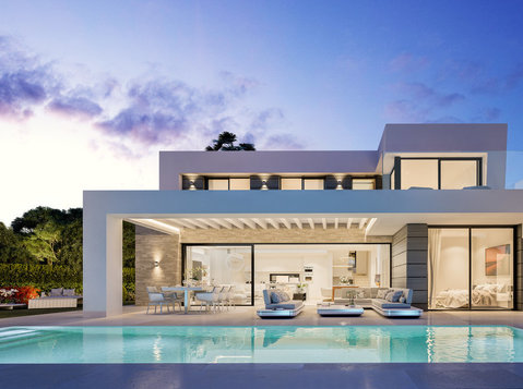 Marbella långtidsuthyrning, lägenheter, villor och hus - Casa/Riparazioni