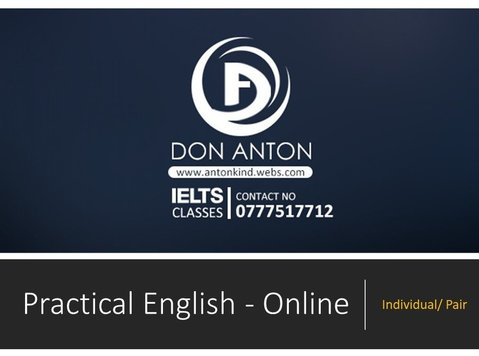 english and ielts online - Language classes