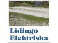 Hitta specialister på elinstallation på Lidingö - Electricians/Plumbers