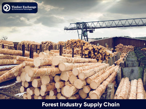 Forestry Industry Supply Chain Challenges - Umzug/Transport