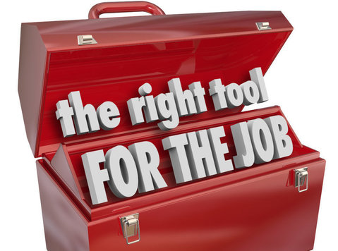 Use The Right Tool for The Right Job - Moving/Transportation