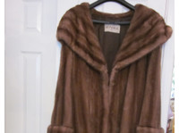 Beautiful Mink Fur Coat with stunning shawl collar - Clothing/Accessories
