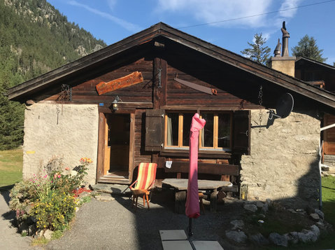 Beautiful typical chalet in the mountains, quiet, 8 pers. - Otros