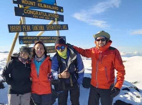 Kilimanjaro trekking private booking Lemosho route 8 days - Travel/Ride Sharing