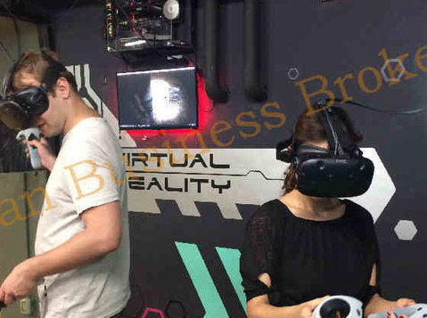 0123005 Exciting Bangkok VR Games Business for Sale - Inne