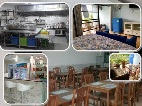 Jomtien 9 Room Guesthouse/restaurant for Sale - Partner d'Affari