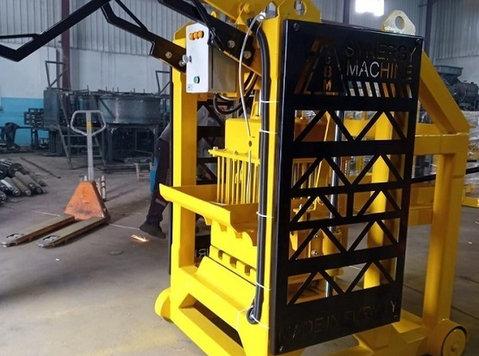 Machine a parpaing manuelle Mrk 2.1 - Друго