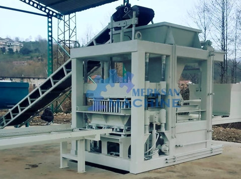 Machine bloc beton Machine de parpaing - Overig