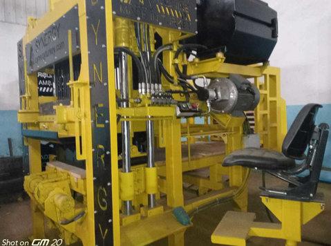 Machine de fabrication de brique - Overig