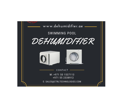 Dehumidifier for indoor swimming pool room humidity control - Buy & Sell: Other