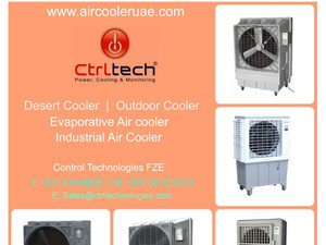 Desert Cooler. Outdoor cooler. desert air cooler. Outdoor ai - Otros