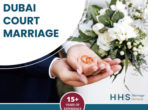 How to get married in Dubai, Document required, process - Laki/Raha-asiat