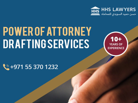 Power of Attorney Drafting | Legal drafting services - Legal/Finance