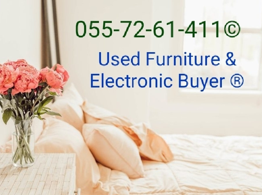 Used Furniture and Electronic Buyer 0557261411 - Furniture/Appliance