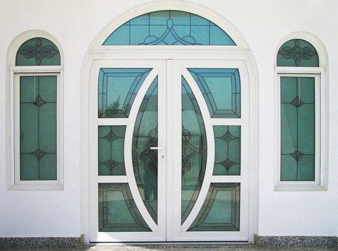 Glass Door Installation In Dubai 055-7274240 - Building/Decorating