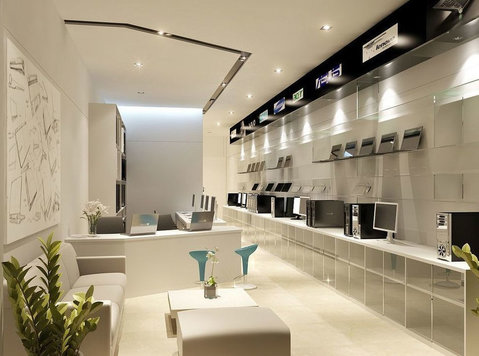 مقاولو ديكور محلات في الشارقة 0509221195 - بناء/ديكور