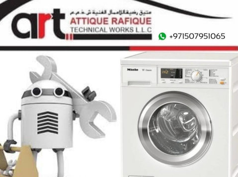 Washing Machine Repair Dubai - Household/Repair