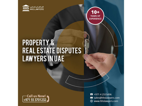 Real Estate- Property Dispute Lawyers in Dubai Uae - Legali/Finanza