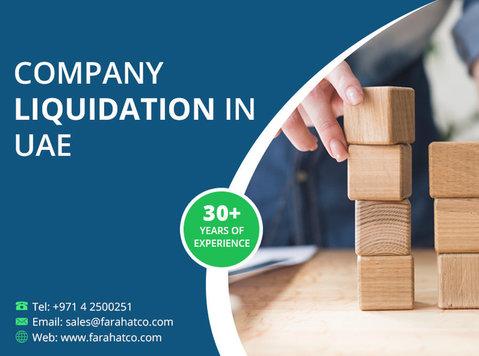 To Liquidate a Company in Difc - Call us! - Legali/Finanza