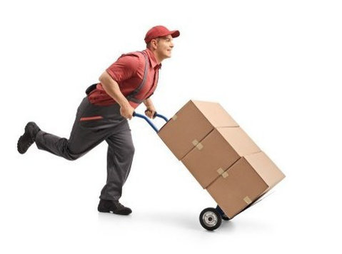 Movers and Packers In Discovery Gardens 0502472546 - Verhuizen/Transport