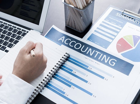 Best Bookkeeping & Accounting Services in Dubai, UAE - Otros