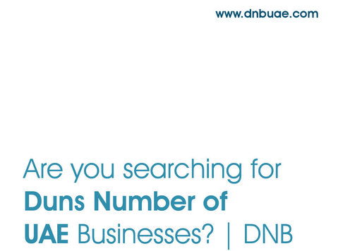 Business information Procurement for Market Research in Uae - Services: Other