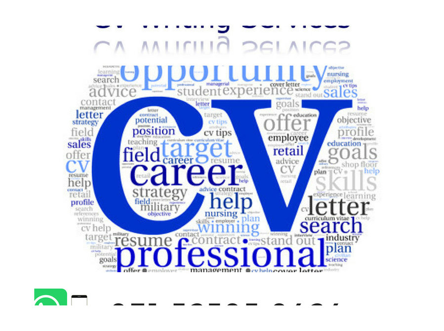Cv Writing / Update Service - Services: Other
