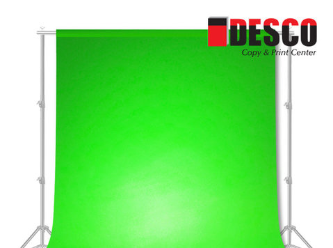 Green Screen Background by Desco - Annet