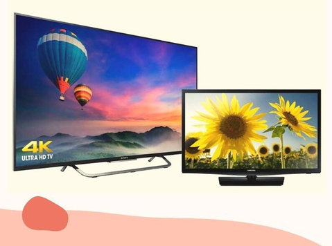 Latest Television Rentals from Vrs Technologies in Dubai - Inne