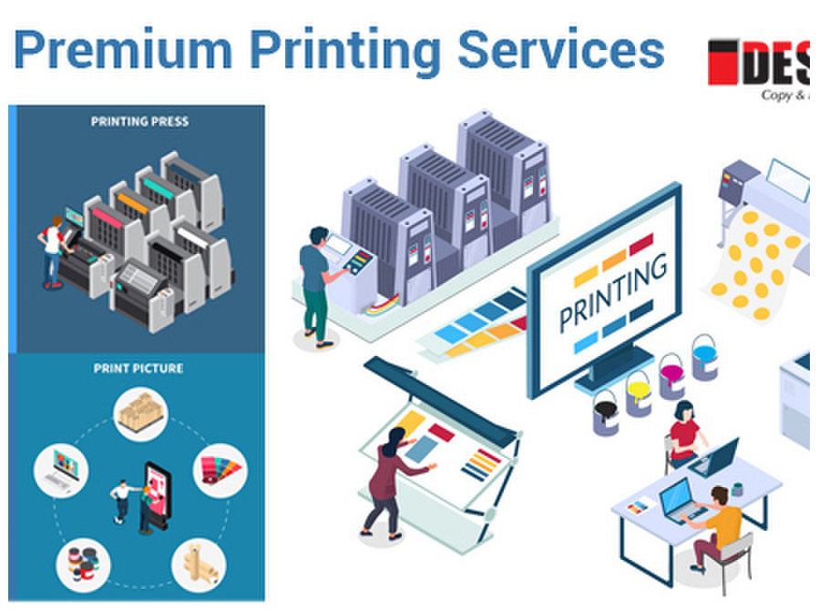 Premium Printing Services in Dubai - Services: Other