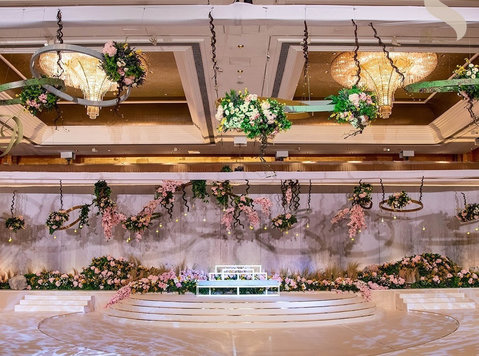 Top Wedding Planners in Dubai - Services: Other