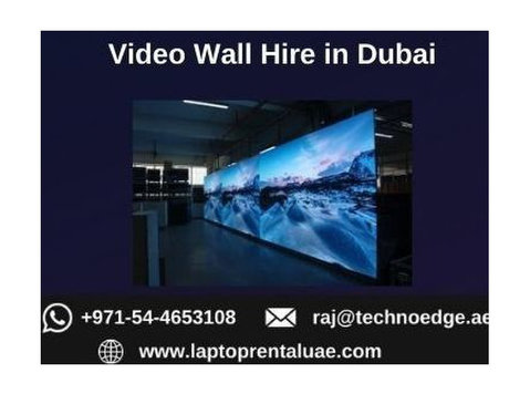 Why to Choose us for Hiring Video Wall in Dubai? - อื่นๆ