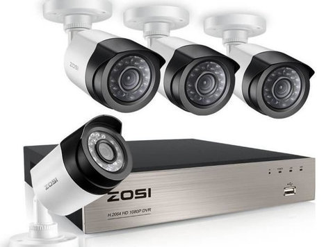 Cctv Camera Amc Paper For Sharjah Police Approval 0557274240 - Electronics