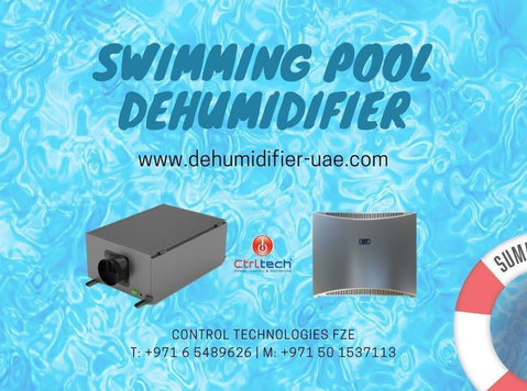 Dehumidifier for indoor swimming pools. Duct and wall mount - Buy & Sell: Other