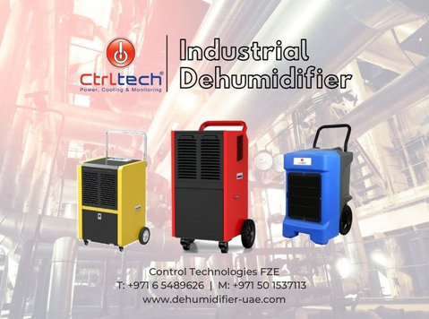 Dehumidifier, stabilizer, regulator, & water leak detection - 其他
