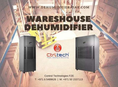 Warehouse dehumidifier. Warehouse dehumidification system. - Buy & Sell: Other