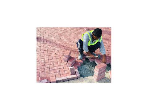 Inter Lock Tile Fixer 0557274240 - Building/Decorating
