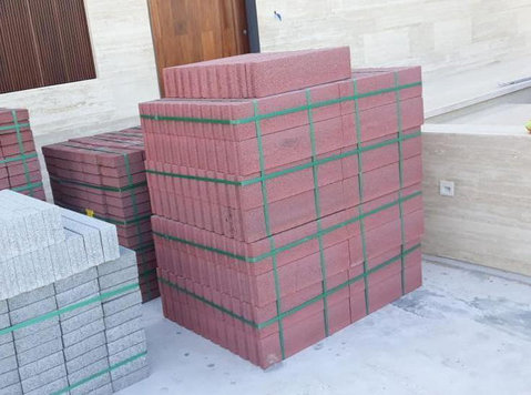 Interlock Tiles Installation In Sharjah 0508963156 - Building/Decorating
