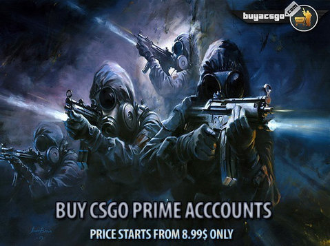 Buy Prime Cs:go With Your Preferred Ranked - Books/Games/DVDs