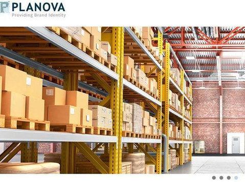Shelve management systems manufacturer & supplier - Planova - เฟอร์นิเจอร์/เครื่องใช้ภายในบ้าน